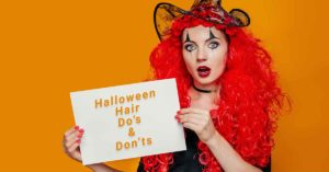Halloween Hair Dos and Donts